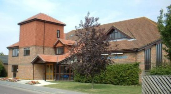 External of Commercial Construction in Berskhire (Emmanuel Methodist Church, Reading) after construction by Greenham Construction