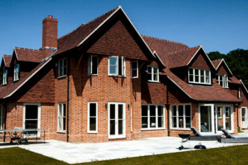Marchdown house after construction by Greenham Construction - House building in Berkshire and surrounding areas by Greenham Construction