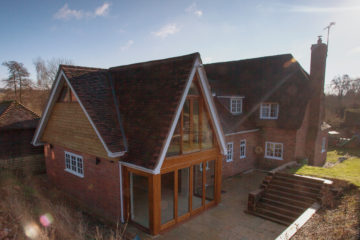 Hop Cottage after Construction by Greenham Construction - House building in Berkshire and surrounding areas by Greenham Construction